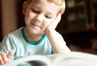 Как быстро научить ребёнка читать?