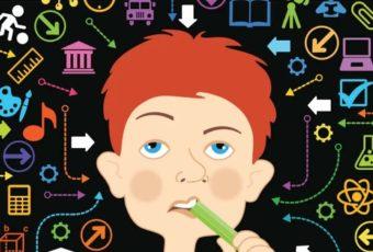 Обучение мнемотехнике детей